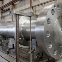 Arbre de turbine pelton