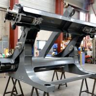 Chariot de suspente remontée mécanique
